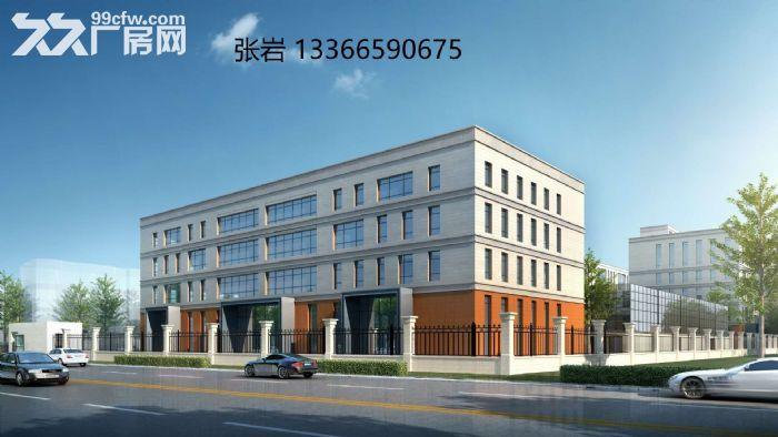 燕郊隆达智慧PARK科技产业园300−2000平租售,独立房本-图(3)