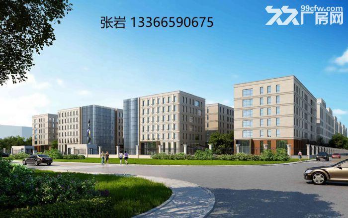 燕郊隆达智慧PARK科技产业园300−2000平租售,独立房本-图(4)
