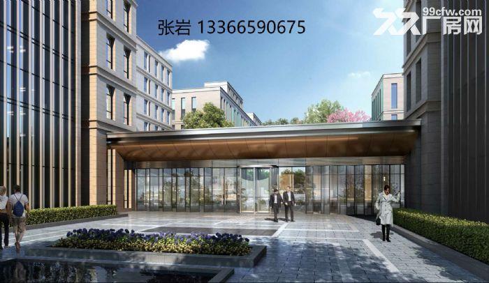 燕郊隆达智慧PARK科技产业园300−2000平租售,独立房本-图(5)