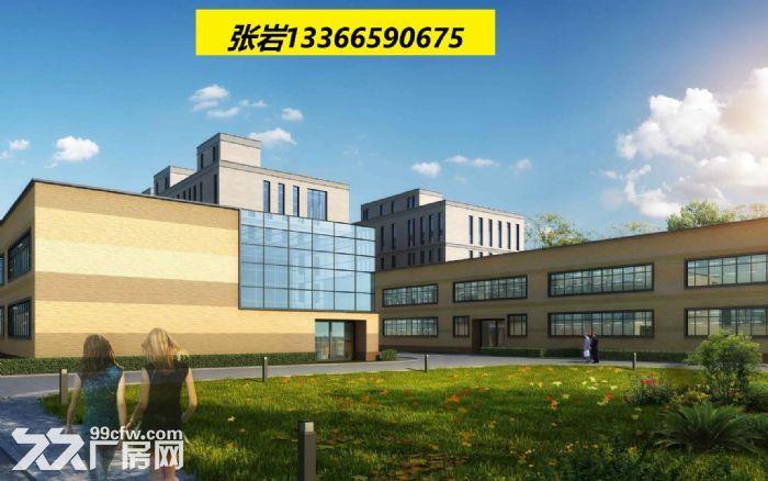 燕郊隆达智慧PARK科技产业园300−2000平租售,独立房本-图(6)