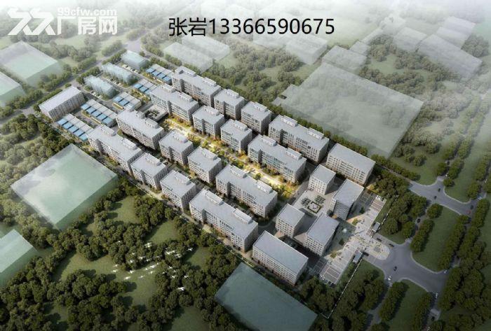 燕郊隆达智慧PARK科技产业园300−2000平租售,独立房本-图(7)