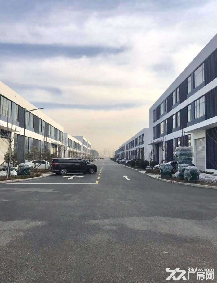 独栋厂房3层可贷款可环评正定紧邻高速口地铁-图(1)