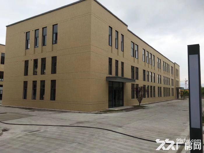 两江新区出租售独立产权标准厂房1000起-图(1)