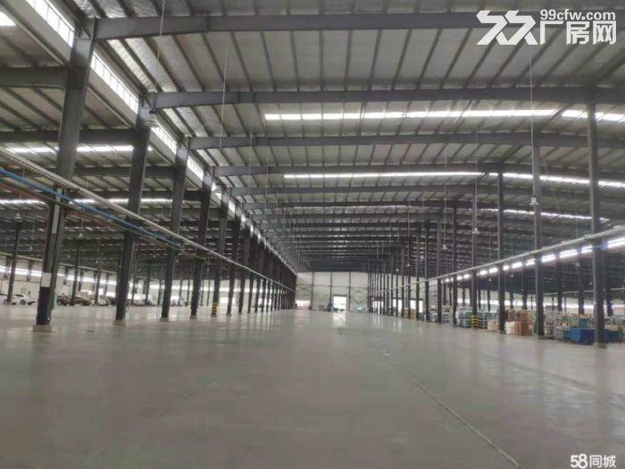 直租!武汉100−20000平米厂房仓库可短租可托管可仓配-图(1)