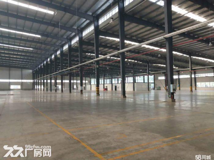 直租!武汉100−20000平米厂房仓库可短租可托管可仓配-图(3)