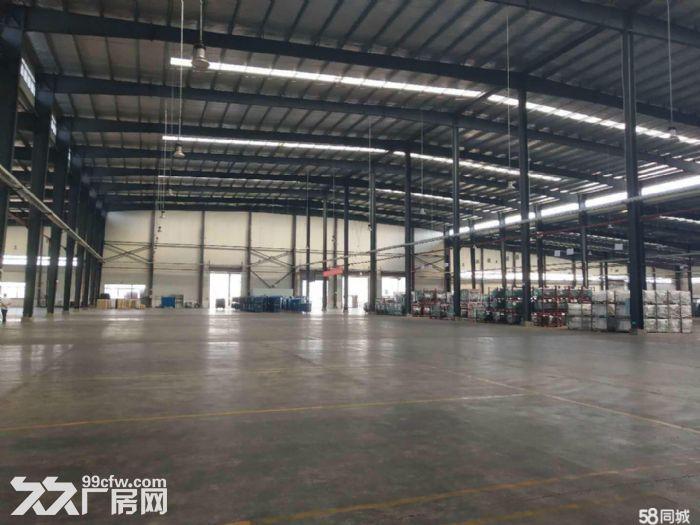 直租!武汉100−20000平米厂房仓库可短租可托管可仓配-图(4)