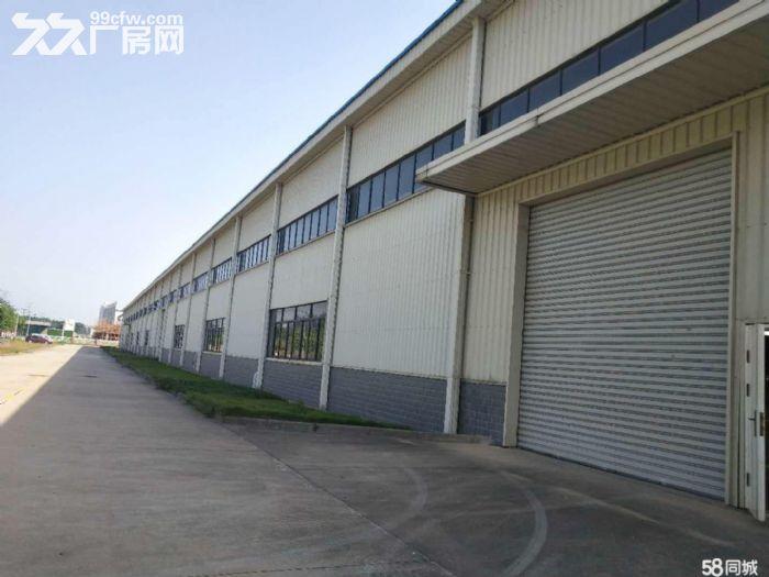 直租!武汉100−20000平米厂房仓库可短租可托管可仓配-图(5)