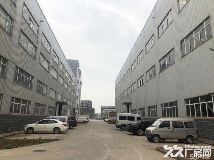 蔡甸军山同创产业园3600平米厂房出租可分租带3吨货梯-图(2)