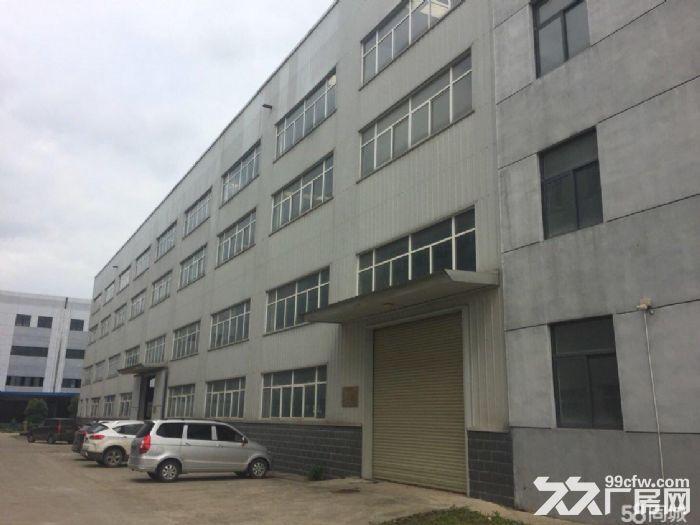 蔡甸军山同创产业园3600平米厂房出租可分租带3吨货梯-图(4)