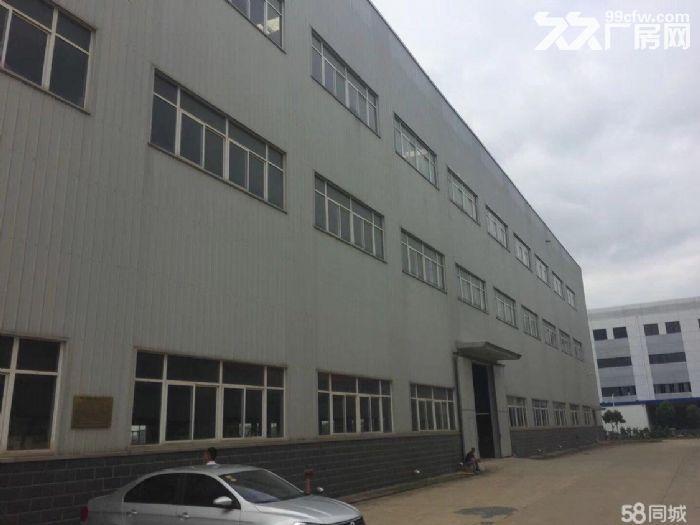 蔡甸军山同创产业园3600平米厂房出租可分租带3吨货梯-图(5)