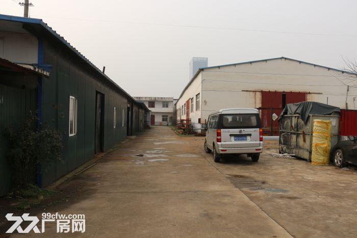 驿城区带院钢结构3000平厂房整体出租-图(2)