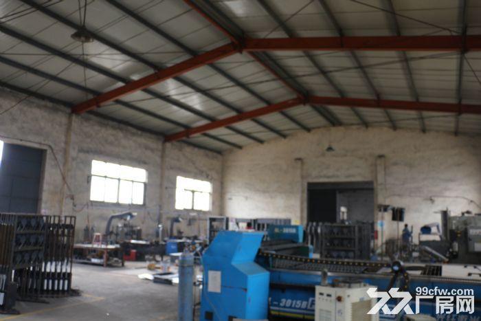 驿城区带院钢结构3000平厂房整体出租-图(4)