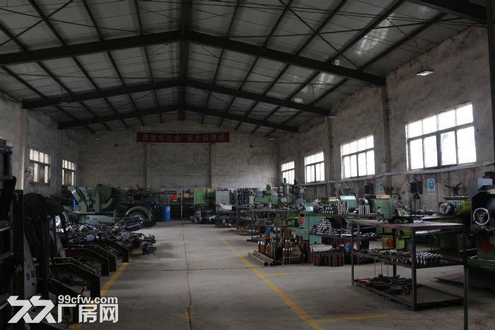 驿城区带院钢结构3000平厂房整体出租-图(5)