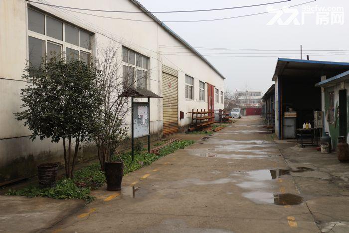 驿城区带院钢结构3000平厂房整体出租-图(8)