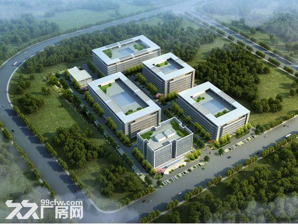 15万平厂房诚招食品行业入驻,单层层高6米-图(1)