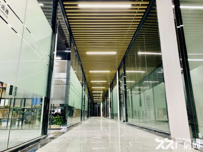 龙华西头工业区8000平方办公厂房出租-图(5)