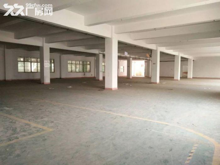 龙岗高新科技工业园3楼4楼各1200平米招租有装修-图(2)