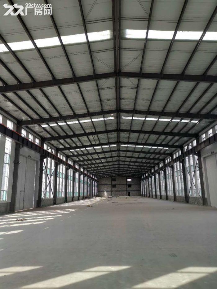 国道514旁单一层厂房出售赠送超大院子,首付60万起-图(2)