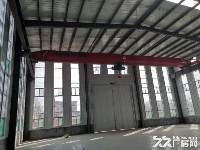 国道514旁单一层厂房出售赠送超大院子,首付60万起-图(3)