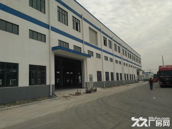 苏州高新区高架旁单层行车厂房有办公-图(5)