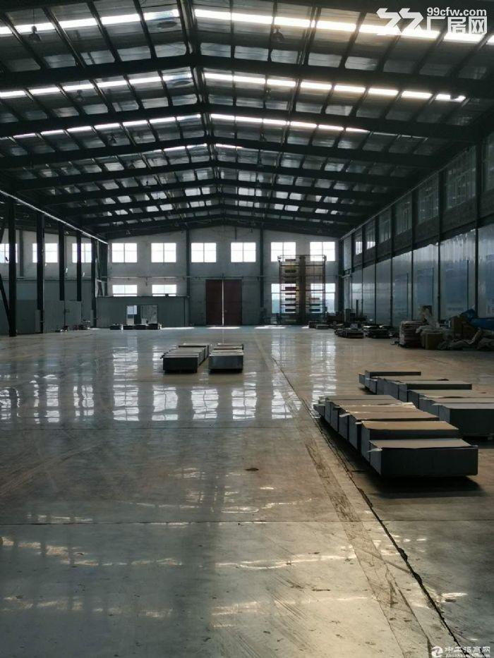 长清区厂房出租轻钢结构2000平紧邻经十西路刘长山路手续齐全可办公可生产-图(2)