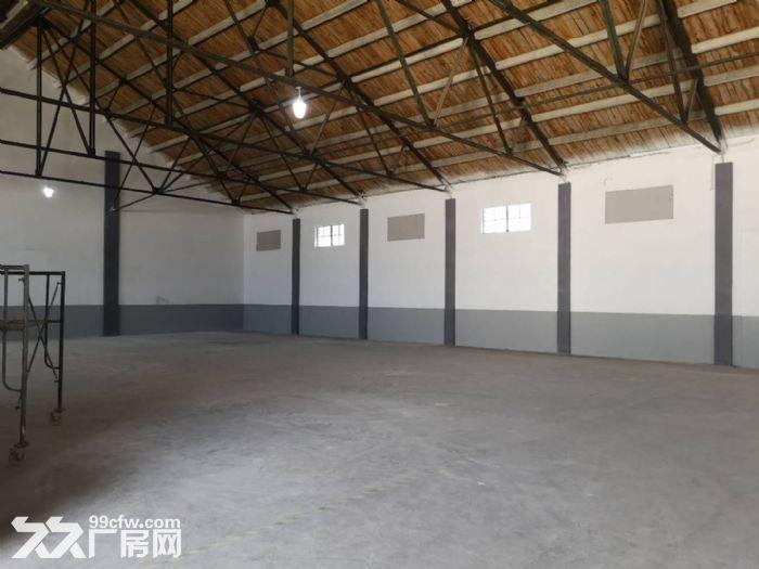 (出租)嘉闵高架出口银都路旁独门独院厂房-图(2)