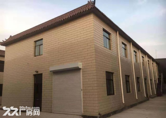 旺铺帮明珠商贸城沧州北高速口附近600平厂房仓库出租-图(1)