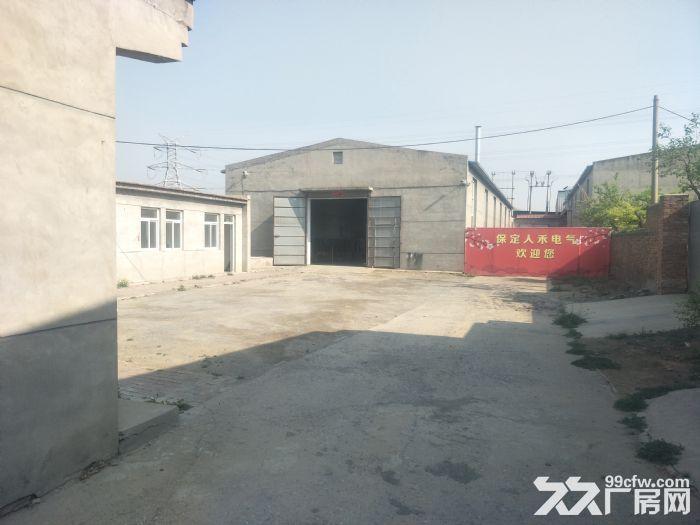 保定市西三环1000平米厂房出租-图(1)