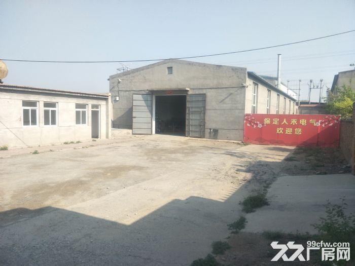 保定市西三环1000平米厂房出租-图(5)