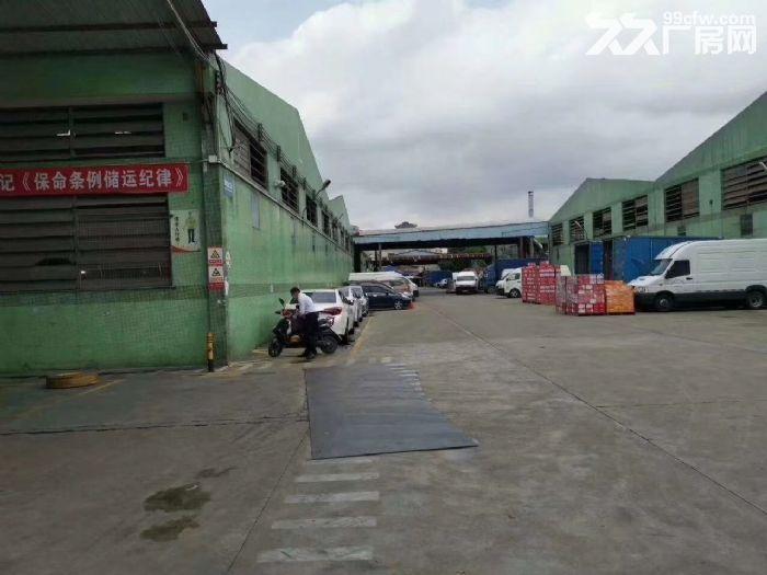 深圳光明新新出5栋红本丙二类钢构物流园仓库出租招租2000−25000平米-图(2)
