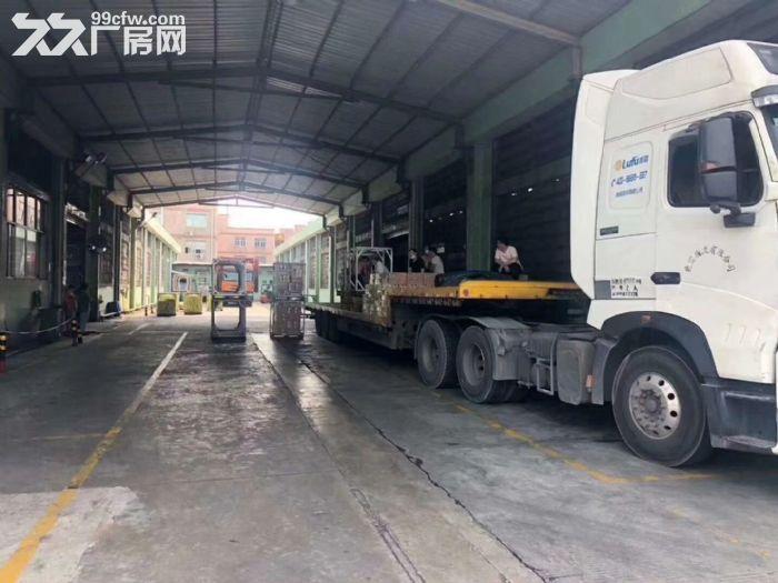 深圳光明新新出5栋红本丙二类钢构物流园仓库出租招租2000−25000平米-图(4)