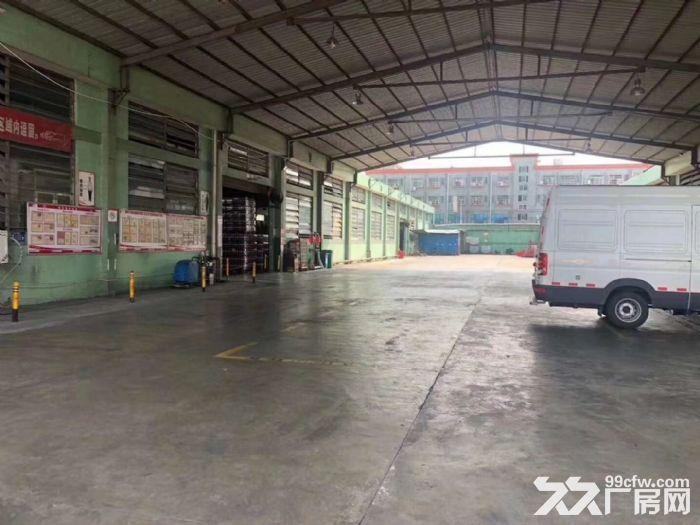 深圳光明新新出5栋红本丙二类钢构物流园仓库出租招租2000−25000平米-图(6)