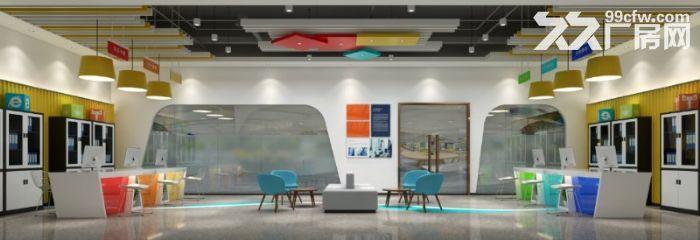 产业园区一楼出租可办公做展厅-图(3)