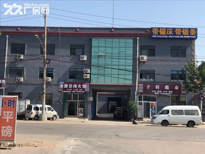 出租青岛李沧办公楼860平米-图(1)