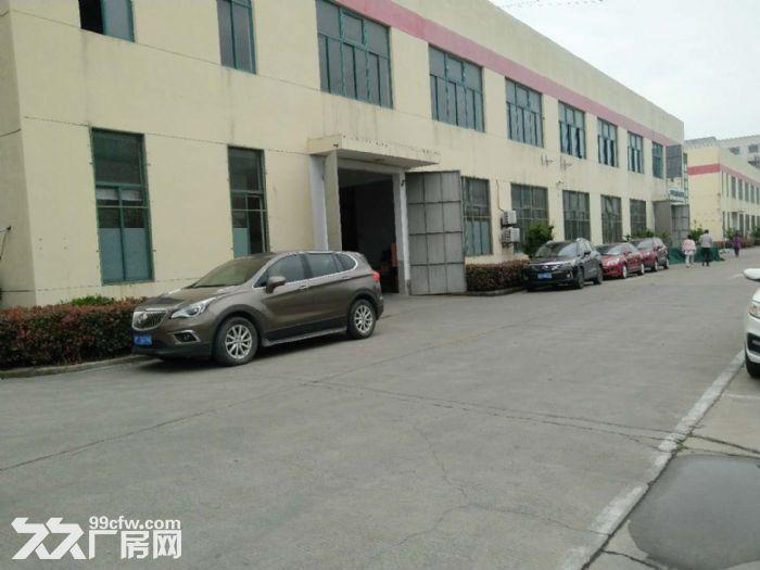仅需0.9元出租赵巷104板块7500m²厂房价格优惠证件齐全可办环评-图(5)