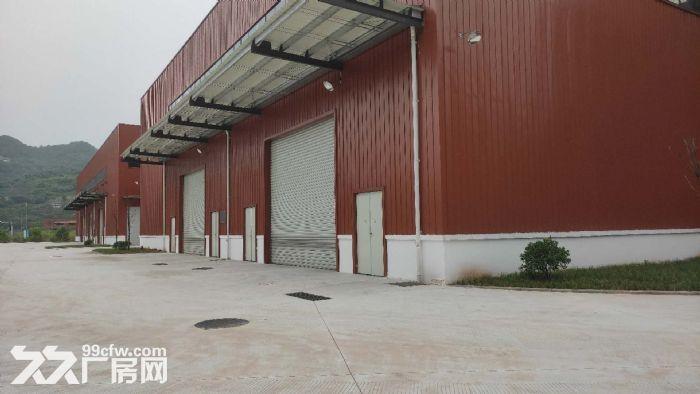 九龙工业园独栋钢结构厂房库房出租带空坝-图(1)