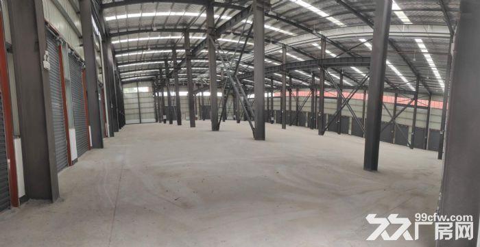 九龙工业园独栋钢结构厂房库房出租带空坝-图(2)