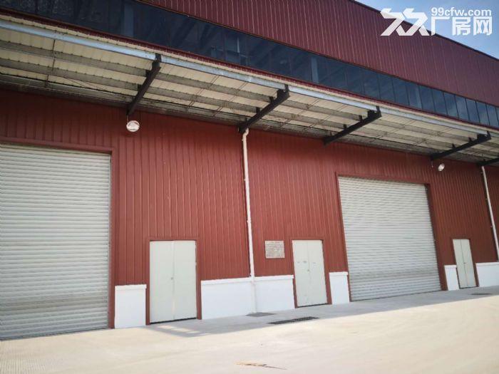 九龙工业园独栋钢结构厂房库房出租带空坝-图(4)