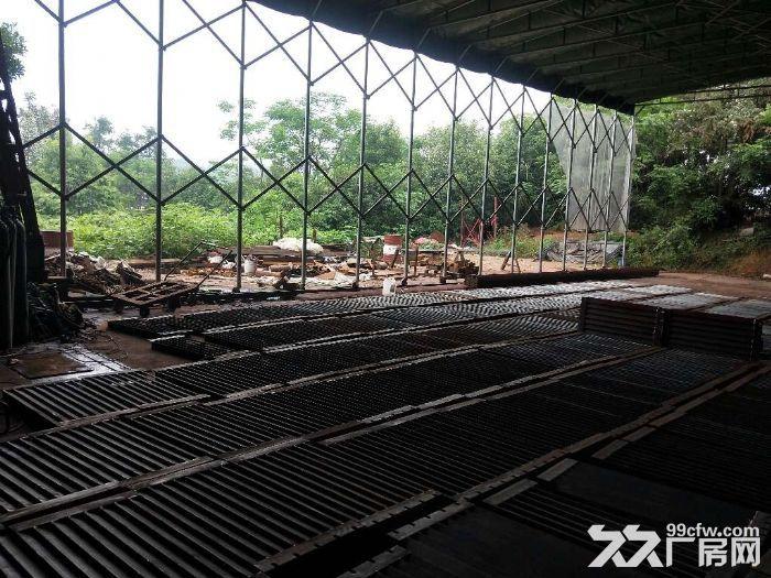 独门院可做油漆厂房700平方米5吨行吊-图(1)
