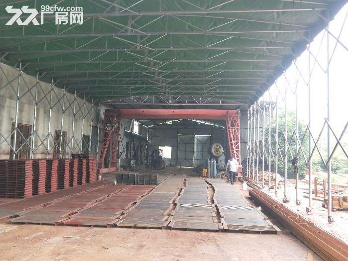 独门院可做油漆厂房700平方米5吨行吊-图(7)