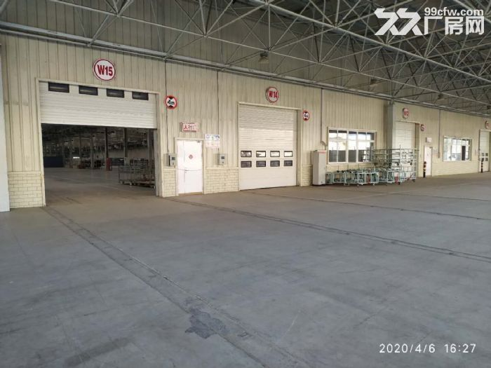 保定北三环8公里大王店工业园手续齐全可办证照随时看房随时起租-图(2)