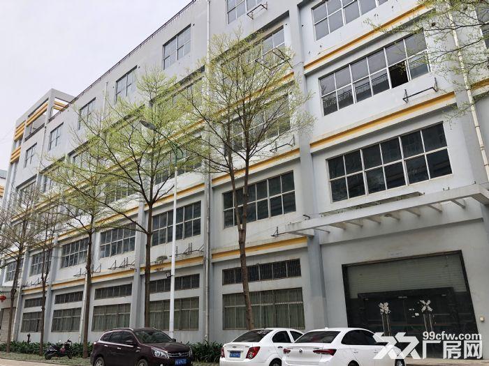 标准厂房出租/银凯孵化园1至5层招租-图(1)