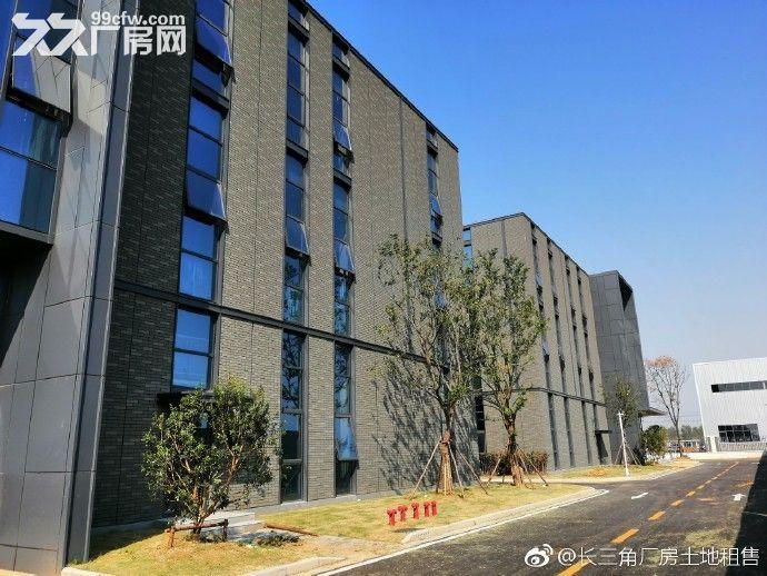 上海都市圈嘉兴苏州湖州南通常州工业园区工业用土地出售招商厂房租售-图(7)