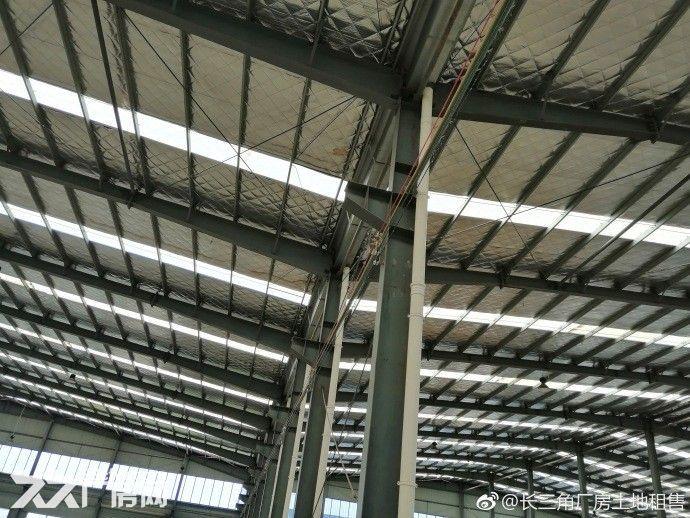 上海都市圈嘉兴苏州湖州南通常州工业园区工业用土地出售招商厂房租售-图(6)