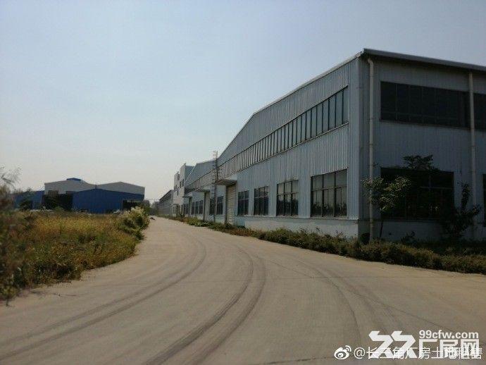 上海都市圈嘉兴苏州湖州南通常州工业园区工业用土地出售招商厂房租售-图(5)