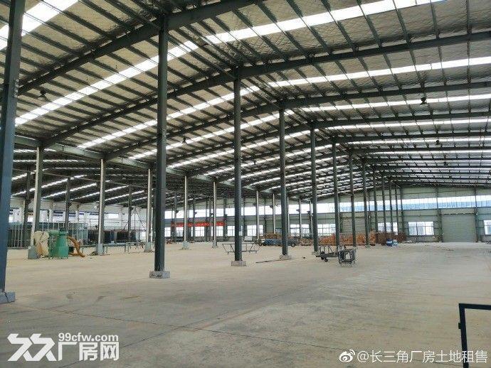 上海都市圈嘉兴苏州湖州南通常州工业园区工业用土地出售招商厂房租售-图(8)