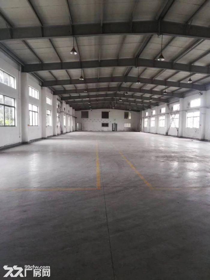 高速出口附近1050平米可做快递仓库贸易电商单层厂房出租-图(7)