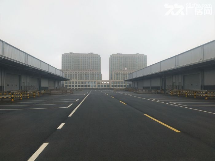 出租武康1万方单层混凝土结构,1栋5000方,带有油漆环评-图(1)