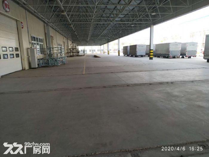 钢架厂房空置地块随时起租挑高10米配套齐全价格低-图(2)