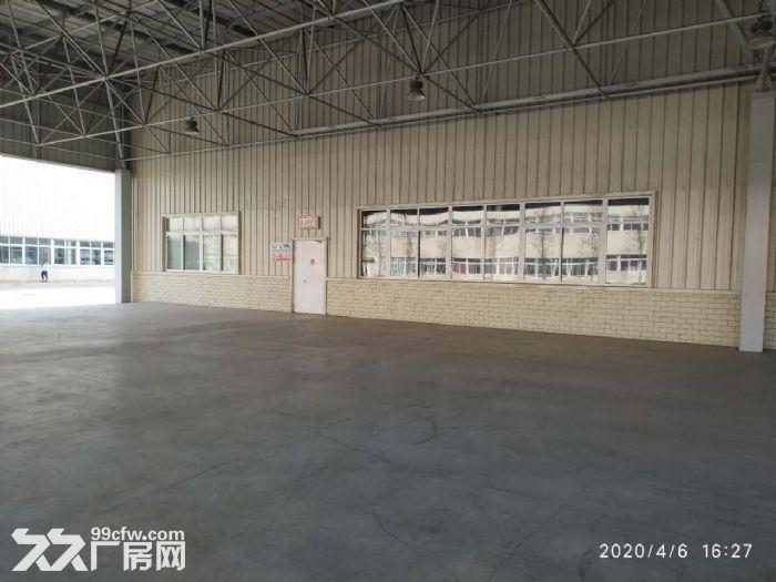 钢架厂房空置地块随时起租挑高10米配套齐全价格低-图(4)